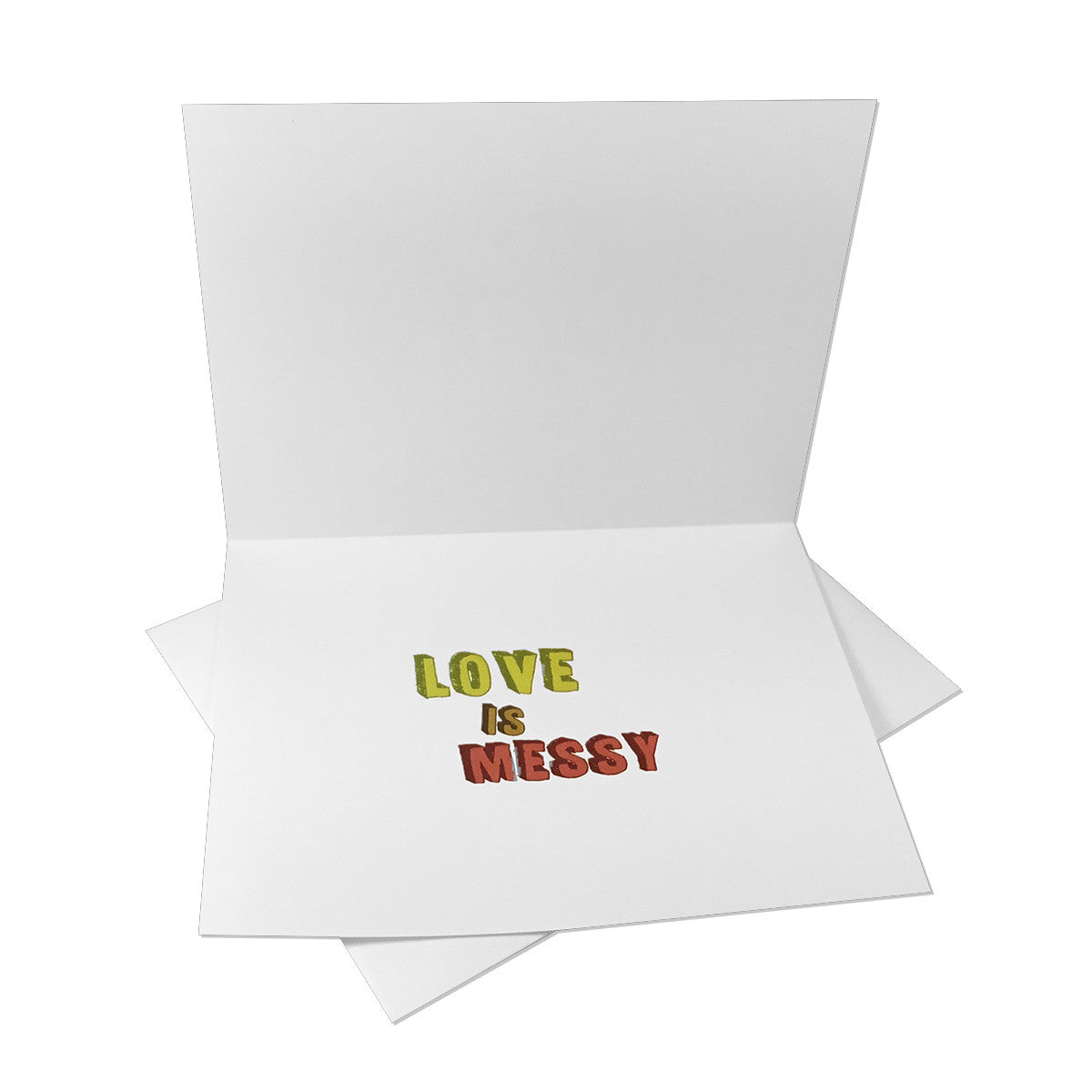 Love is Monstrous Notecards (Set of 8)