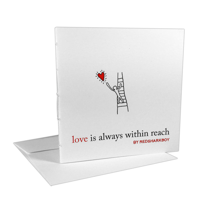 Love is Always Within Reach (Zine)