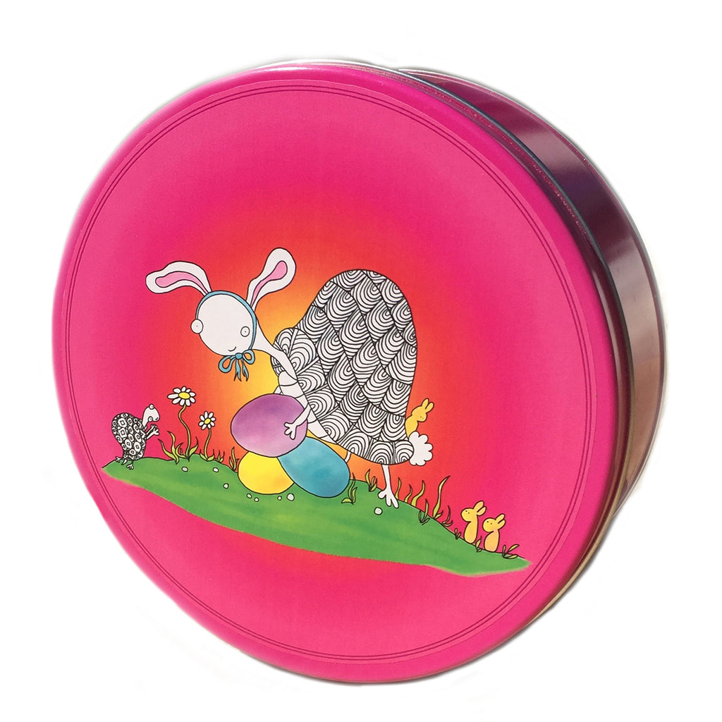 Turtle Bunny Tin