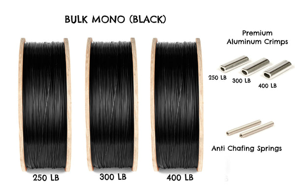 Mono Shooting Line/Black