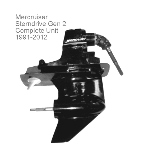 Mercruiser Sterndrive Complete Unit 1991-2015 New Generation 2