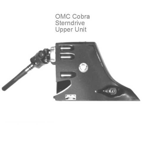 OMC Cobra Upper Unit 1986-1993