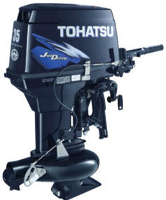 Tohatsu / Nissan  2-Stroke Outboard Jet Kit Complete