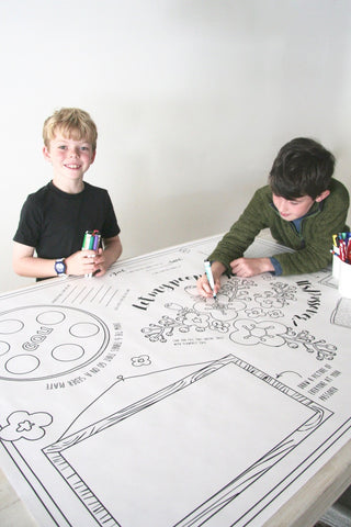 Passover Activity Table Cover