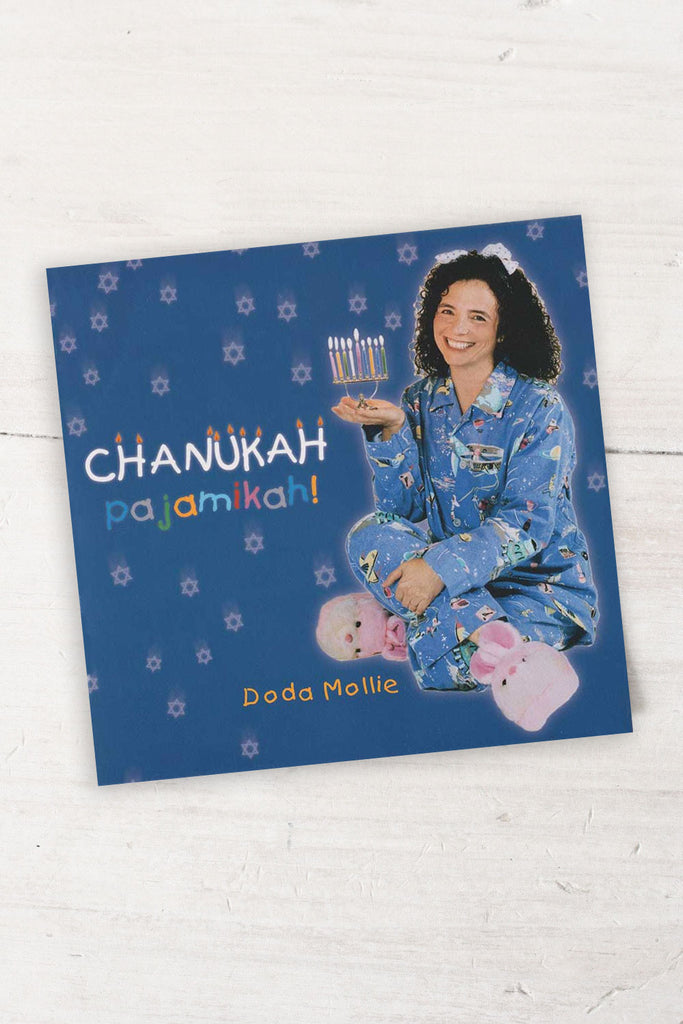 Chanukah Pajamikah! by Doda Mollie