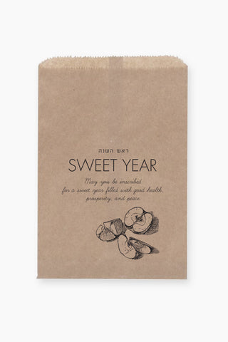 Kraft Apple Rosh Hashanah Party Bags, set of 10