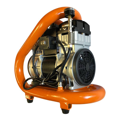 Air Compressor for Stabilizing Core Drill Rigs