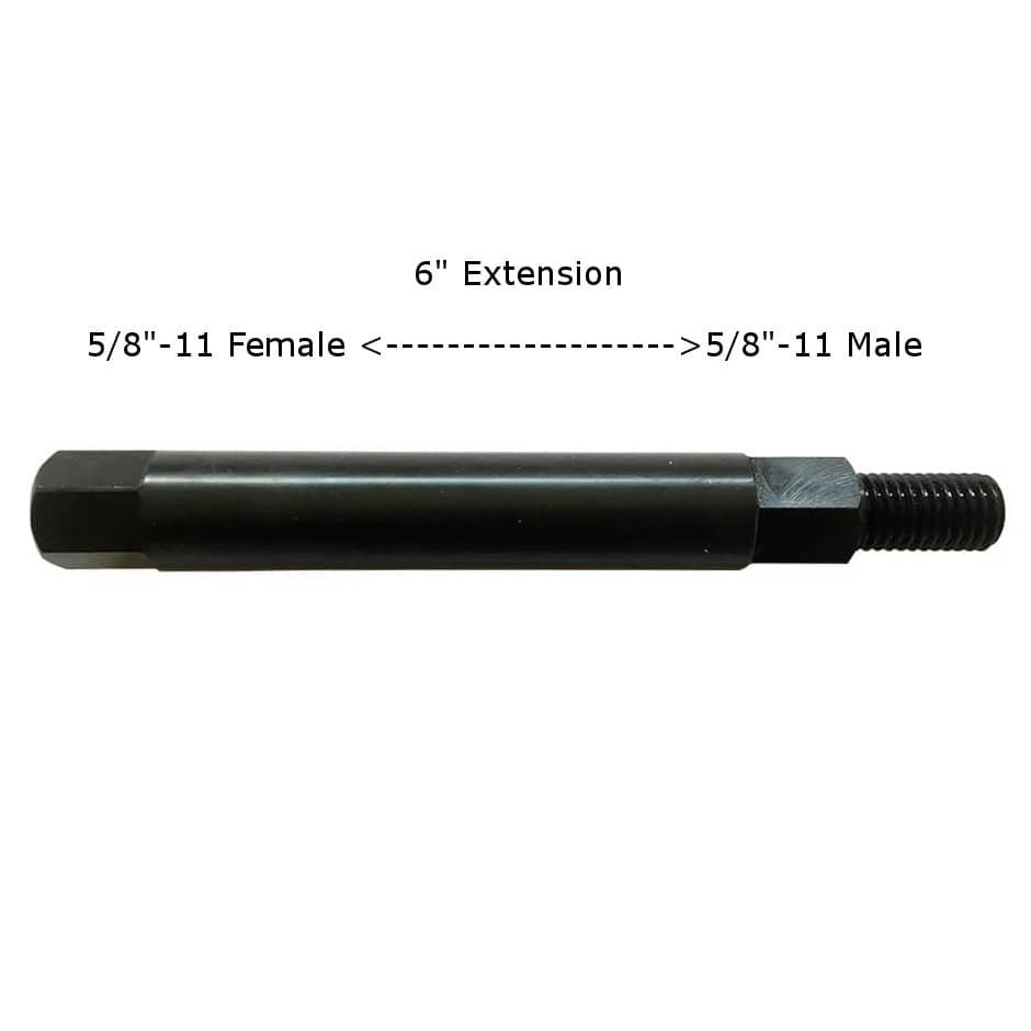"5/8"" 11 Male Female Extension for Core Drilling"