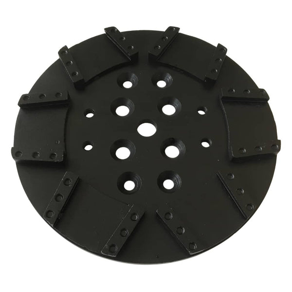Fast-Change Diamond Floor Grinding Discs