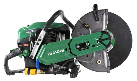 "14"" Hitachi 75cc Gas Powered Cut Off Saw"