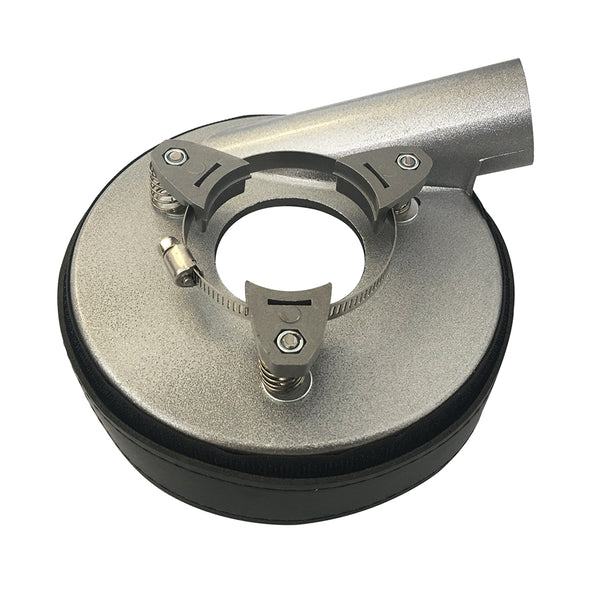 Dust Shrouds for Angle Grinders & Grinding Wheels