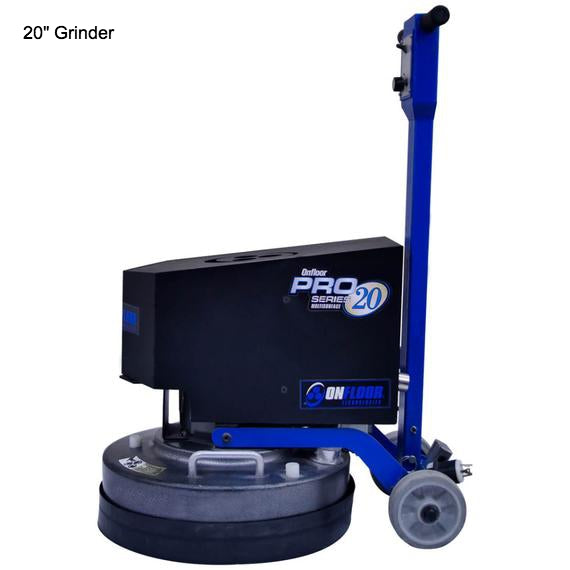 Onfloor Walkbehind Floor Grinders