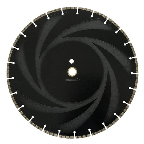 Diamond Saw Blades for Ductile Iron