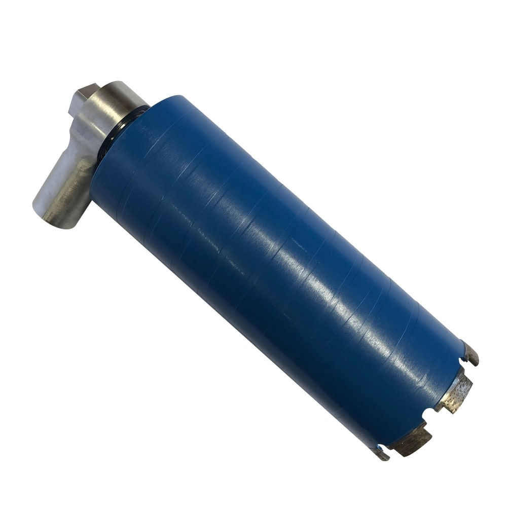 Dry Diamond Core Drill Bits with Vacuum Swivel