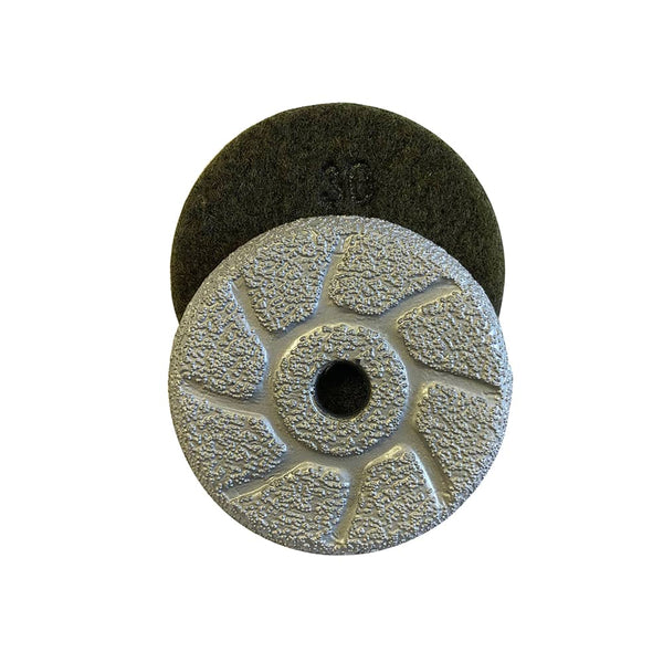 Grinding and Polishing Pads for Burnisher and Trowels