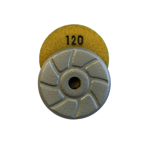 Grinding and Polishing Pads for Lightweight Machines