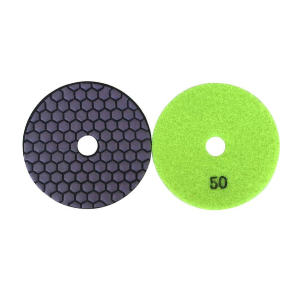 Dry Stone/Concrete Polishing Pads