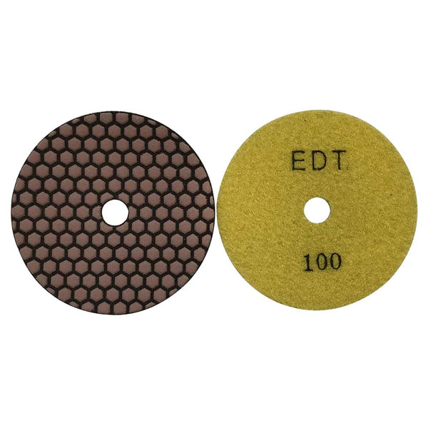 High Performance Dry Stone/Concrete Polishing Pads