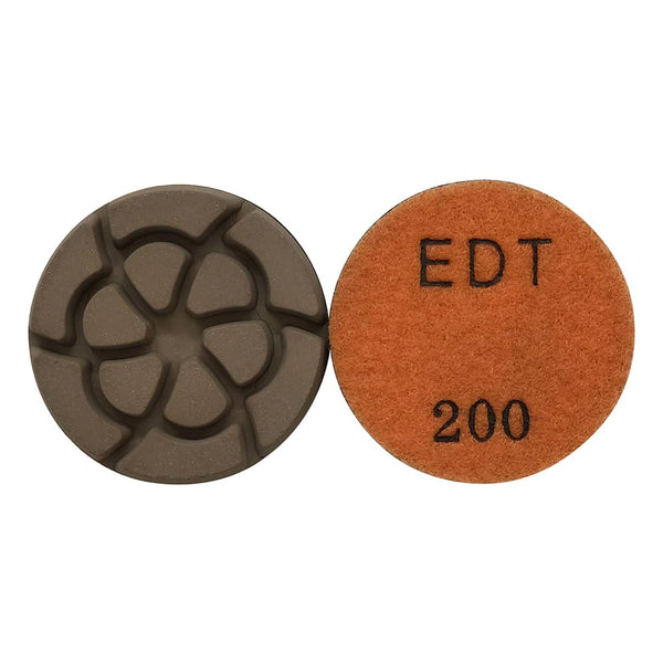Hybrid Transitional Diamond Grinding Pads