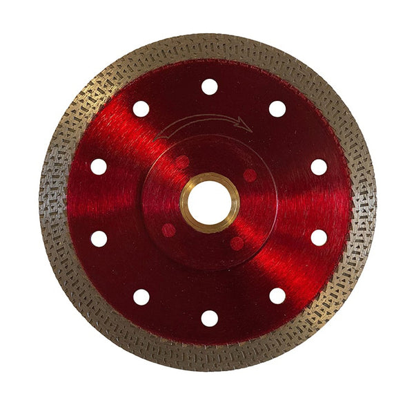 Turbo Mesh Saw Blades for Stone and Ceramic Tile