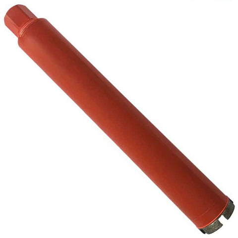 Wet Core Drill Bit for Concrete and Hard Masonry