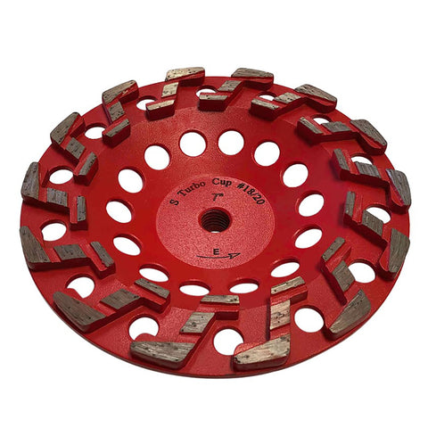 High Performance Diamond Grinding Wheels