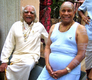 A Tribute to BKS Iyengar