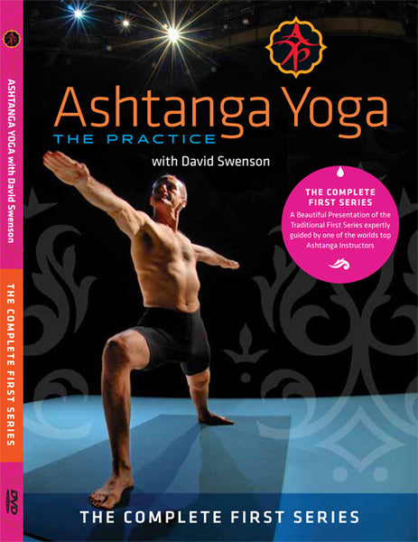First Series DVD / 2015 Edition - Ashtanga Yoga Productions