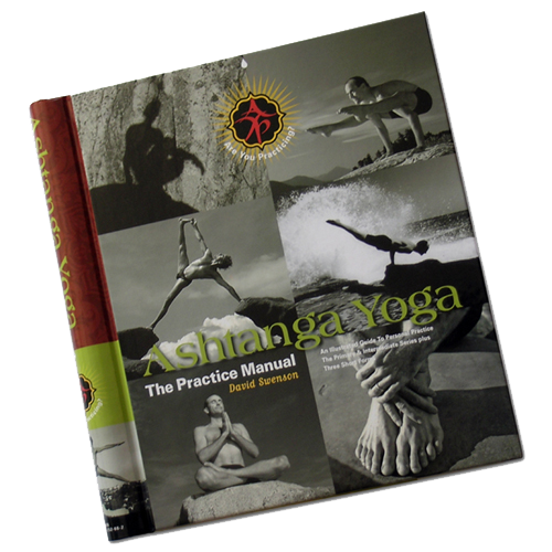 Ashtanga Yoga - The Practice Manual (ENGLISH VERSION) - Ashtanga Yoga Productions