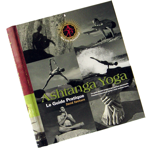 Ashtanga Yoga - The Practice Manual (FRENCH VERSION) - Ashtanga Yoga Productions