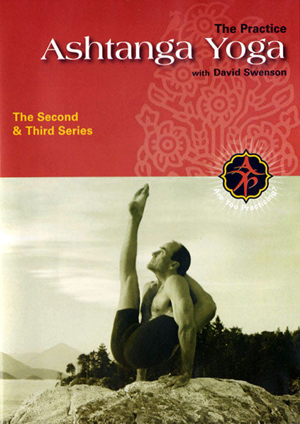 Ashtanga 2nd & 3rd Series DVD - Ashtanga Yoga Productions