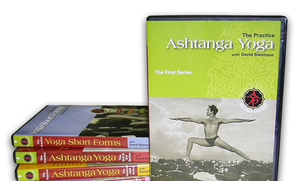 Super Savings DVD Package - Ashtanga Yoga Productions