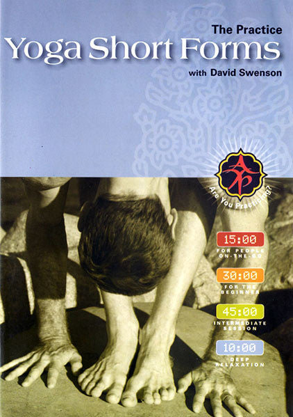 Yoga Short Forms DVD - Ashtanga Yoga Productions - 1