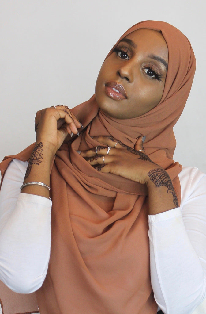 Picante Stretch Georgette Hijab