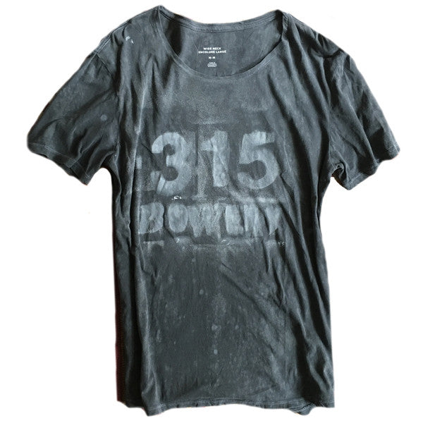 A Rock Beats Paper Custom - 315 Bowery Tee