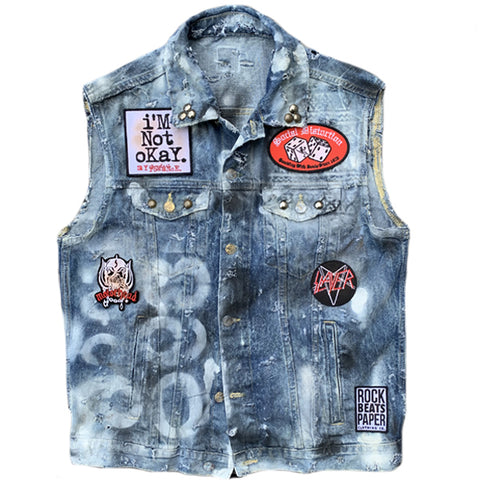 The 315 BOWERY Denim Jacket