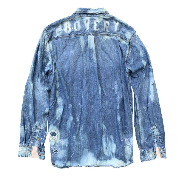 The Almost Famous Denim Shirt