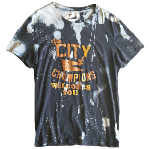 A Rock Beats Paper Custom- City of Champions Tee
