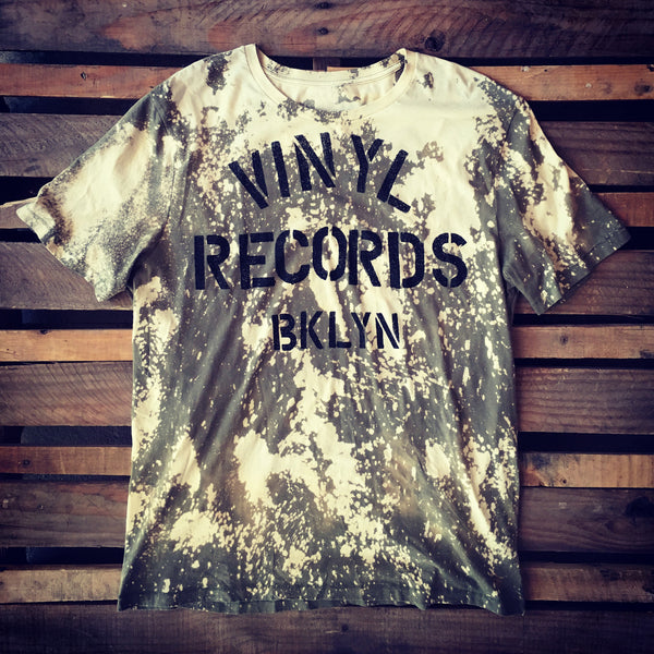 A Rock Beats Paper Custom - Vinyl Tee