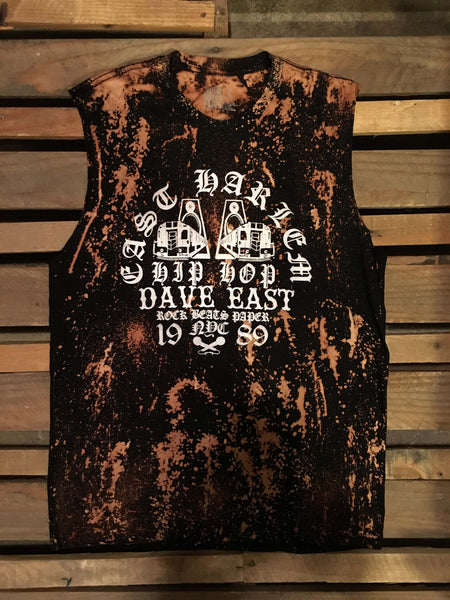 A Rock Beats Paper Custom - Dave East Harlem Tee