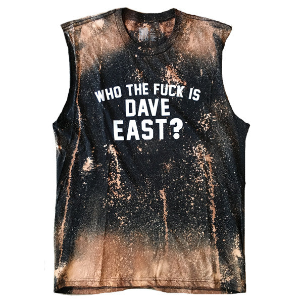 A Rock Beats Paper Custom - Men's- Who the F*#K is Dave East?