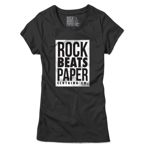 Rock Beats Paper Women's Classic Rock Tee