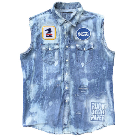 The Roadie Denim Shirt
