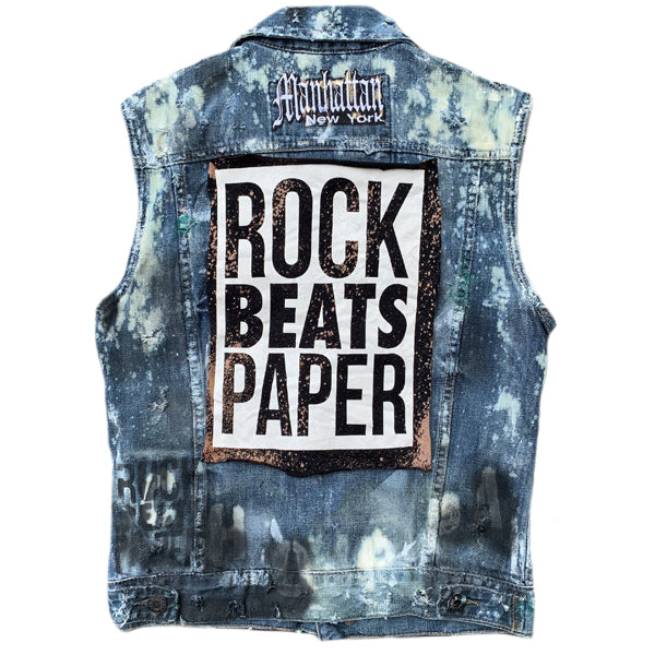 The Rock Steady Denim Jacket