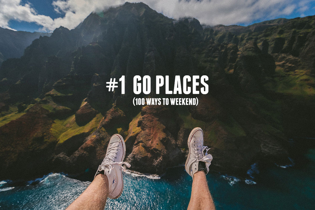 100 Ways to Weekend