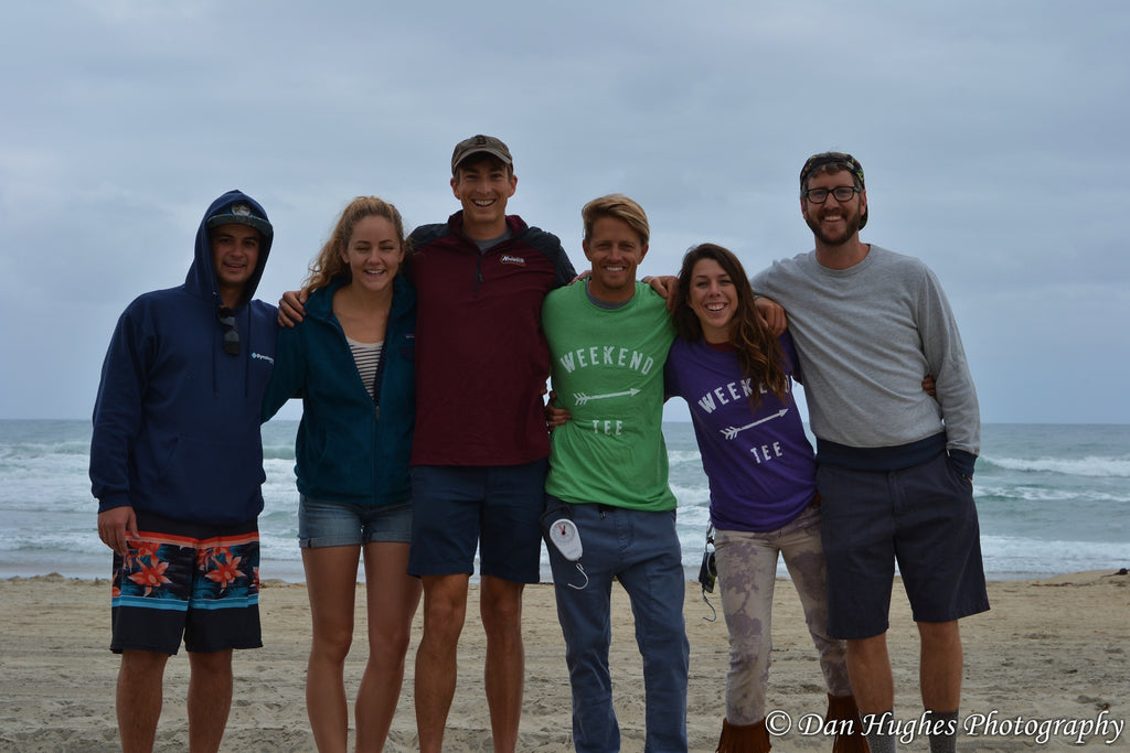 Weekend Warriors: Mission Beach California