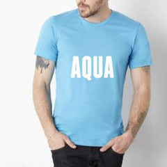 Weekend Tee in Aqua