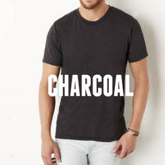 Weekend Tee in Charcoal