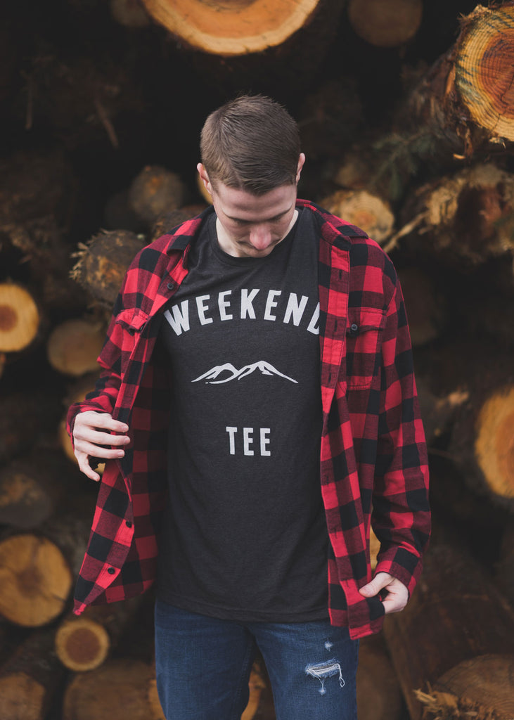 Weekend Mountains Tee