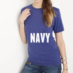 Navy Weekend Tee